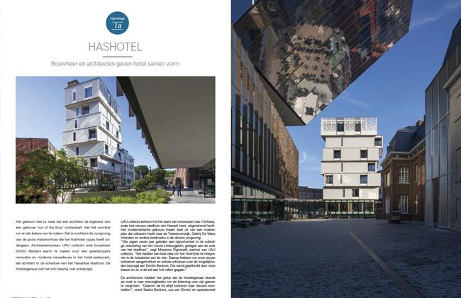 Hassotel reportage elektriciteitswerken Janssens